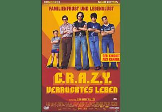 C.R.A.Z.Y. DVD