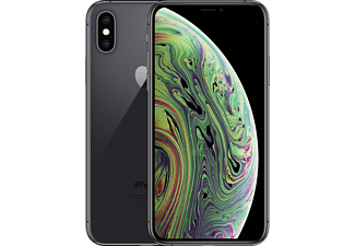 APPLE iPhone Xs - 512 GB Grijs