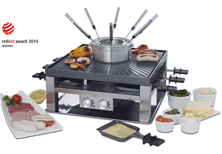 SOLIS Raclette Combi-Grill 3in1 (977.21)