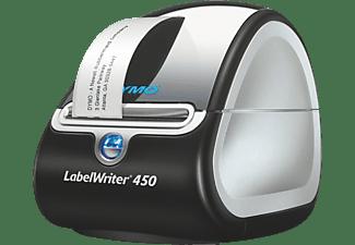 DYMO LabelWriter 450 Etikettendrucker Schwarz/Silber