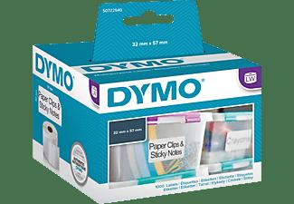 DYMO 32 x 57 mm Universal-Etiketten Weiß