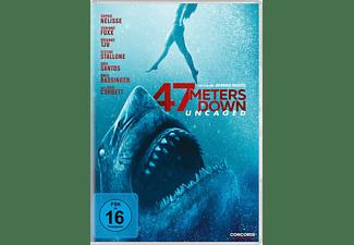 47 Meters Down: Uncaged DVD