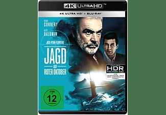 Jagd auf Roter Oktober 4K Ultra HD Blu-ray