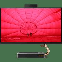 LENOVO IdeaCentre A540, All-in-One PC mit 23,8 Zoll Display, Core™ i5 Prozessor, 8 GB RAM, 512 GB SSD, Intel UHD-Grafik 630, Schwarz