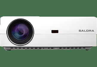Salora 60BFM4250 beamer-projector 400 ANSI lumens LED 1080p (1920x1080) Plafond-vloergemonteerde pro