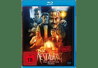 The Restaurant-Hier Kocht Der Teufel (Uncut) Blu-ray