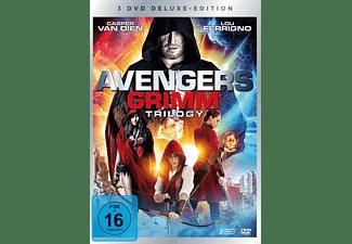 Avengers Grimm 1-3 Trilogy-Box-Edition (3 Discs) DVD