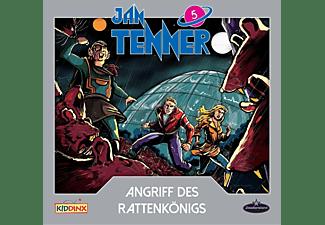 Jan Tenner - 005 - ANGRIFF DES RATTENKÖNIGS  - (CD)