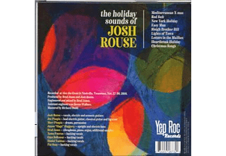 Josh Rouse - HOLIDAY SOUNDS OF JOSH..  - (CD)