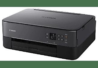 Impresora multifunción - Canon PIXMA TS5350, 4800 x 1200 DPI, 13 ipm, Wi-Fi  Negro