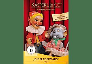 Kasperl & Co - Folge 1: Die Fladermaus DVD