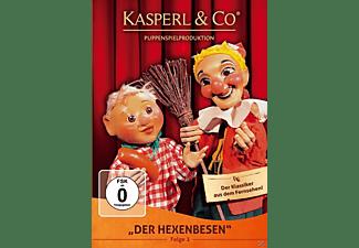 Kasperl & Co - Folge 2: Der Hexenbesen DVD