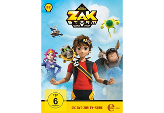 Zak Storm - 02: Hexe über Bord DVD