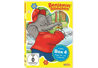DVD-Sammelbox 4 DVD