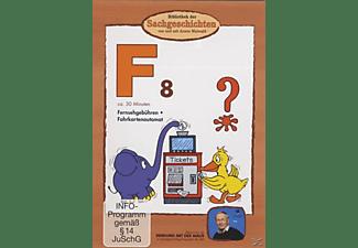 (F8)Fernsehgebühren,Fahrkartenautomat DVD