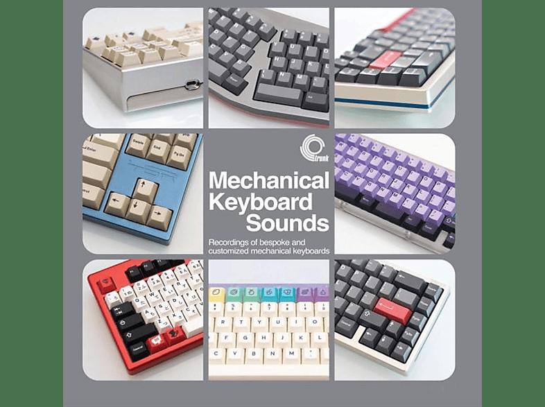 Taeha Types - Mechanical Keyboard Sounds: Recordings Of Bespoke. [Vinyl]