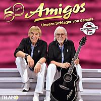 Die Amigos - 50 Jahre - Unsere Schlager Von Damals [CD]