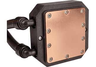 CORSAIR CPU Kühlung Hydro Series H45, schwarz (CW-9060028-WW)