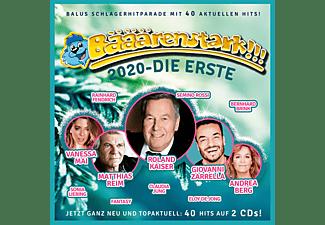 VARIOUS - Bääärenstark!!! Winter 2020  - (CD)