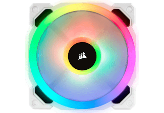 CORSAIR Lüfter LL Series LL120 RGB, weiß, 120mm (CO-9050091-WW)