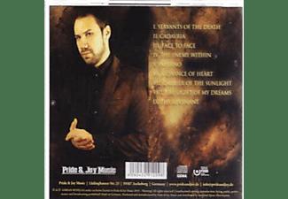 Adrian Benegas - The Revenant  - (CD)