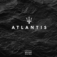 Fler - Atlantis (Limited T-Shirt Bundle Größe L) [CD + Merchandising]