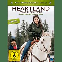 Heartland - Paradies für Pferde: Staffel 10.2 (Episode 10-18) [DVD]