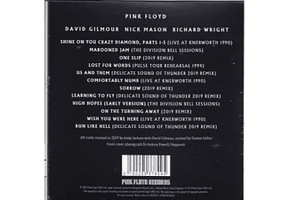 Pink Floyd - THE BEST OF THE LATER YEARS  - (CD)