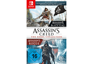 SW ASSASSINS CREED THE REBEL COLLECTION - [Nintendo Switch]
