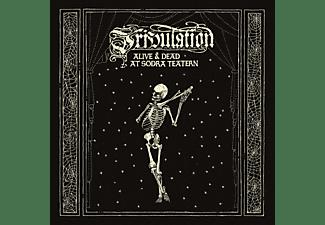 Tribulation - Alive And Dead At Södra Teatern  - (CD)