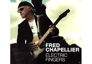 Fred Chapellier - Electric Fingers  - (CD)