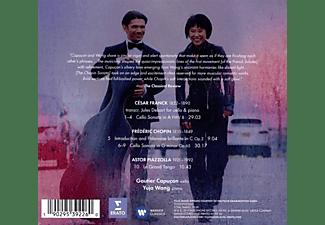 Gautier Capucon, Yuja Wang - Franck-Chopin  - (CD)