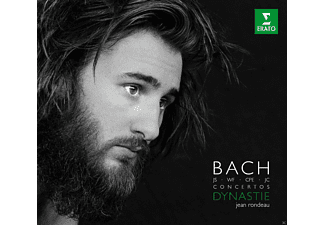 Jean Rondeau - Dynastie:Bach Concertos/Konzerte  - (CD)