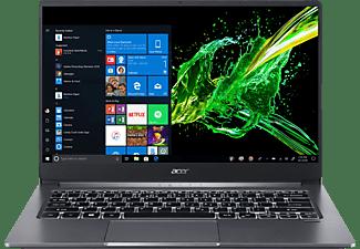 ACER Swift 3 (SF314-57-75YP), Notebook mit 14 Zoll Display, Core™ i7 Prozessor, 16 GB RAM, 1 TB SSD, Intel® Iris® Plus Graphics, Steel Gray
