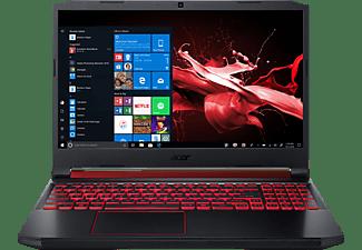 ACER Nitro 5 (AN515-54-50WF), Gaming Notebook mit 15,6 Zoll Display, Intel® Core™ i5 Prozessor, 8 GB RAM, 1 TB SSD, GeForce GTX 1050, Schwarz/Rot