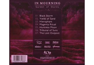 In Mourning - Garden of Storms  - (CD)