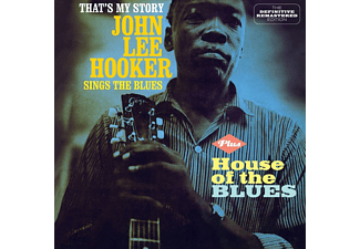 John Lee Hooker - That's My Story + House Of The Blues  - (CD)