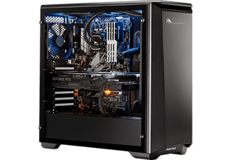 JOULE PERFORMANCE eSports Ultimate - Gaming PC (1 TB SSD + 2 TB HDD, GAINWARD GeForce RTX™ 2080 Ti Phoenix, Schwarz)