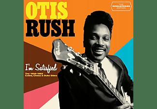 Otis Rush - I'm Satisfied - Remastered Edition  - (CD)