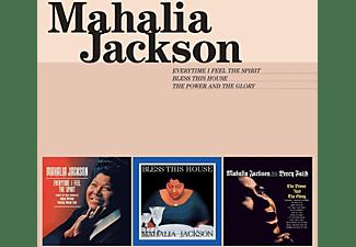 Mahalia Jackson - Everytime I Feel The Spirit+Bless This House+T  - (CD)