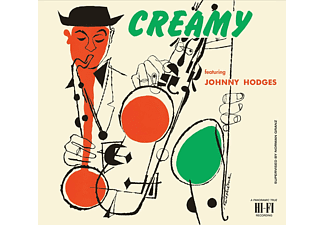 Johnny Hodges - Creamy+4 Bonus Tracks!  - (CD)