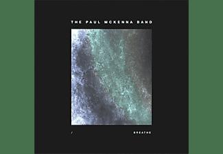 The Paul Mckenna Band - Breathe  - (CD)
