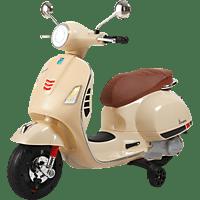 JAMARA KIDS Ride-on Vespa GTS 125 beige 12V Kinderelektrofahrzeug, Beige