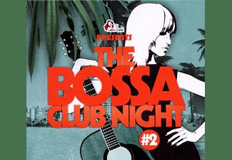 VARIOUS - The Bossa Club Night #2  - (CD)