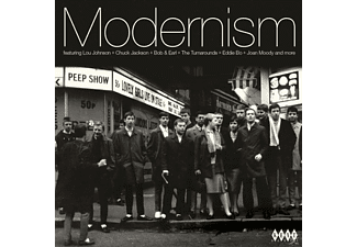 VARIOUS - Modernism-24 Tracks Of Hip-Shaking Club Soul And  - (CD)