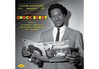 VARIOUS - Rock And Roll Music! The Songs Of Chuck Berry  - (CD)