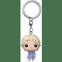 FUNKO UK Frozen 2 Elsa Funko Pop!Vinyl Schlüsselanhänger Schlüsselanhänger, Mehrfarbig