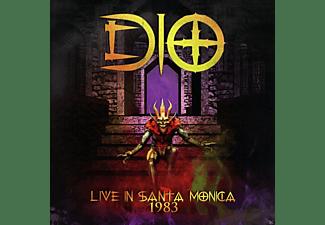 Dio - Live In Santa Monica 1983  - (CD)