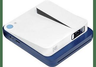 Cámara instantánea - Kodak Smile Classic, Bluetooth, 16MP,  Azul