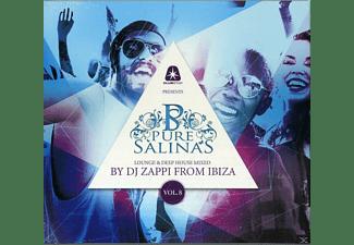 VARIOUS - Pure Salinas Vol.8  - (CD)